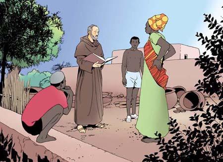 Franciscains missionnaires