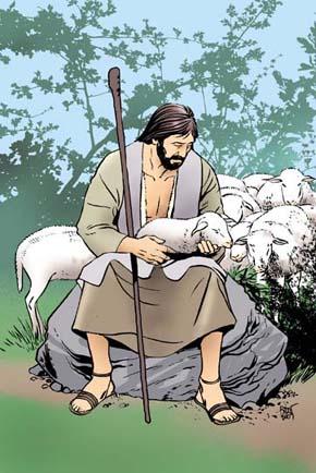 Le bon pasteur