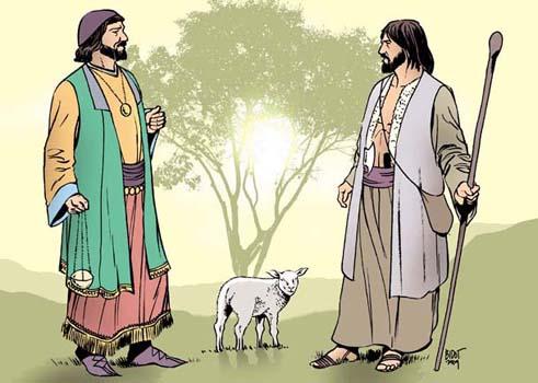Le bon et le mauvais pasteur