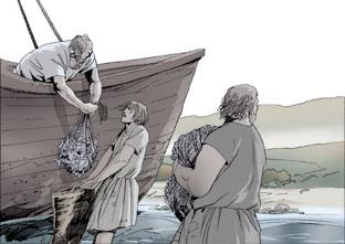 Apôtres pêcheurs