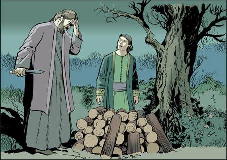 Abraham et Isaac