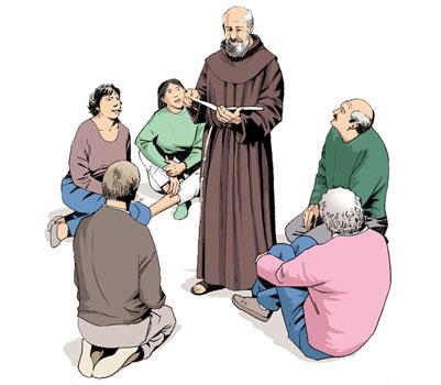 الاخ روفينو والاخوة العلمانيون